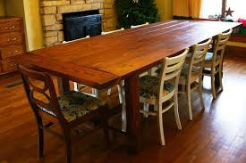 image of easy diy farmhouse table plans