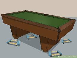 image titled move a pool table step 2