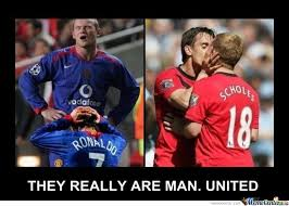 They Really Are Man. United by mustapan - Meme Center via Relatably.com