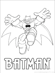 Coloring Pages Justice League Coloring Pages Online Unlimited For