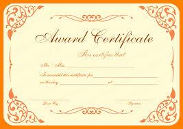 Formal Certificate Background 13 Junio Relitetri