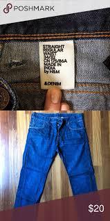 Mens Jeans Size Chart Mensjeans In 2019 Jeans H M Men H M