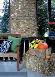 steps pictures to help you make your own diy bamboo privacy screen it s simple