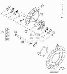 Hand brake cylinder