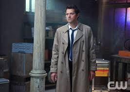 my valentine misha collins as castiel in supernatural on the cw
