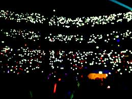 One Direction Concert Lights