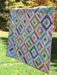 9 best Summer in the park quilt images on Pinterest | Color ... & Jelly Roll - Summer in the Park revamped quilt. Pattern from the Missouri  Star… Adamdwight.com