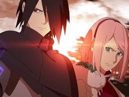5 momentos românticos de Sasuke e Sakura após Naruto Shippuden - Nerd Hits