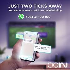 Yüzlerce yerli ve yabancı dizi, ödüllü filmler, süper lig, uefa şampiyonlar ligi, euroleague ve nba maçları reklamsız, kurulumsuz ve taahhütsüz bein connect'te. Bein Launches New Customer Support On Whatsapp Bein En