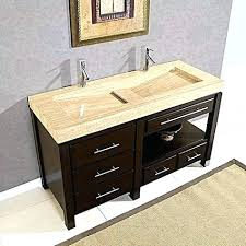double sink 48 inch bathroom vanity es 48 celine double sink modern bathroom vanity furniture cabinet