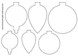 Printable Ornament Shapes Download Them Or Print