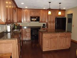 dark maple cabinets. Beautiful Maple Maple Kitchen Cabinets With Dark Wood Floors Countertops  Google  Search And Dark Maple Cabinets M