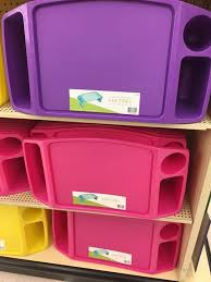 lap trays at hobby lobby for 6 and look for