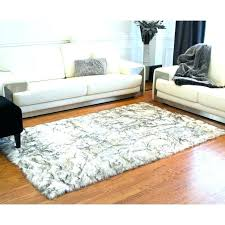 kmart rugs grey faux fur rug union rustic grant grey faux sheepskin area rug faux fur kmart rugs
