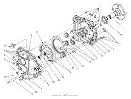 Mtd zt 2250 parts diagram for final drive assembly final drive diagram 42 at front wheel drive