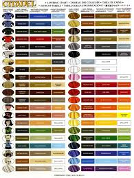 Humbrol Conversion Chart Humbrol P1158 Enamel Paint Colour And Conversion Chart For