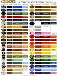 Airfix Model Paint Colour Chart Humbrol P1158 Enamel Paint Colour And Conversion Chart For