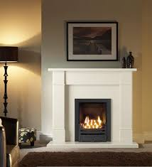 recessed electric fireplace uk