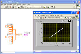 Labview Chart Multiple Plots Xy Chart In Labview 7 1 User Interface Lava