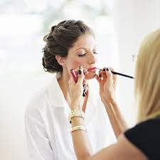ask a professional bridesmaid can i do my own hair and makeup for the wedding