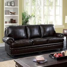 reinhardt dark brown sofa 1stopbedrooms