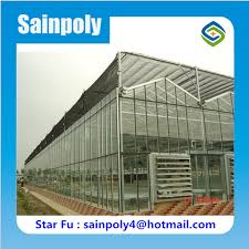 china supplier low cost glass greenhouse for commercial china glass greenhouse low cost glass greenhouse
