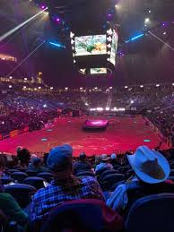 Pbr Thompson Boling Arena Seating Chart Pbr World Finals Photos