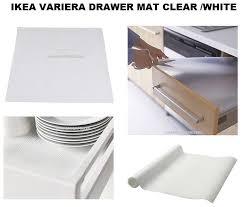 ikea rationell variera kitchen cupboard drawer liner 1 5m non slip rubber mat