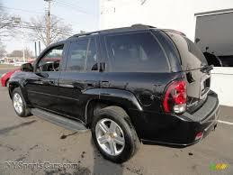 Blazer black chevy trailblazer : 2008 Chevrolet TrailBlazer LT 4x4 in Black photo #4 - 104770 ...