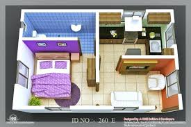 awesome single bedroom house plans indian style 10 double 650 square feet peaceful