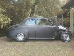1948 Ford Pro Street - 355 Chevy SBC - Sam's Frame and Alignment ...
