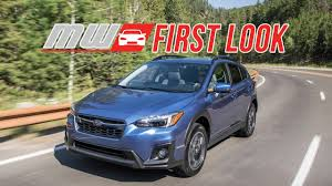 2018 subaru crosstrek silver. perfect crosstrek first look 2018 subaru crosstrek  time to trek intended subaru crosstrek silver