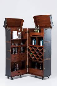 Kare Design Schrankkoffer Bar Colonial Barkoffer Im
