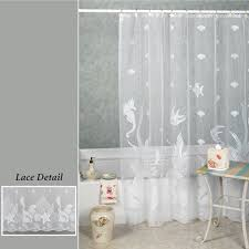 touch to zoom seascape shower curtain