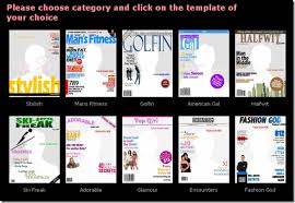 photoshop magazine cover template. magazine covers templates free