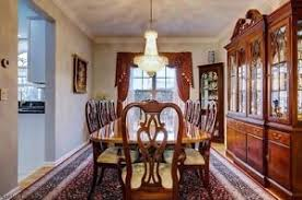 image is loading ethan allen gany chippendale dining room set