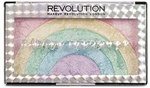 <b>Makeup Revolution Rainbow</b> Highlighter: Amazon.co.uk: Beauty