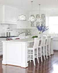 Beautiful White Kitchen Designs Style Simple Decorating
