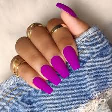 have a look at our coffin acrylic nail ideas with diffe colors trendy coffin nails acrylic nails diffe colors