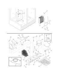 Frigidaire refrigerator parts model glhs37ehsb6 sears partsdirect