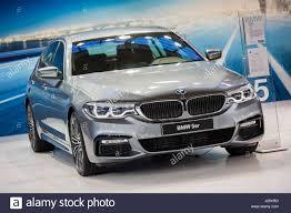 Belgrade, Serbia - March 23, 2017: New BMW 5 Series M Performance ...