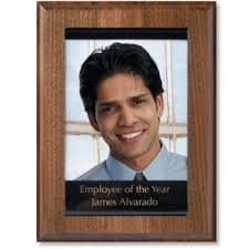 Employee Of The Month Photo Frame Employee Recognition Gifts At The Holidays Or Years End