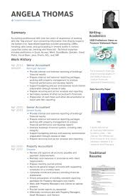 Accountant Resume Samples Visualcv Resume Samples Database