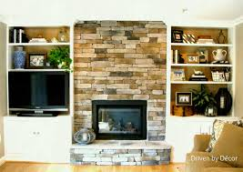 full size of living room how to style a bookcase built in tv wall unit plans