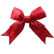Commercial Christmas Bows - Large Exterior Holiday Bows