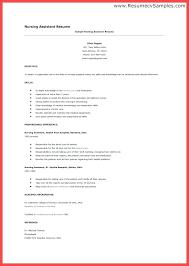 Cna Sample Cover Letter Job Application Description For Resume 8