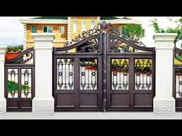 (here are selected photos on this topic, but full relevance is not guaranteed.). Top 50 Gate Designs For Modern Home Modern Front Gate Design Ideas Youtube