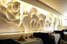 room wall art interior decoration fifteen restaurant lounge why matters most in design