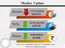 Sensex Down And Nifty Up Stock Market Opening Bell Nifty