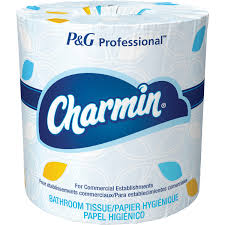 charmin bathroom tissue. Charmin Toilet Tissue 2 Ply - 450 Sheets/Roll White Durable, Strong, Absorbent, Clog-free, Septic-free, Individually Wrapped For Bathroom, Hotel, Bathroom